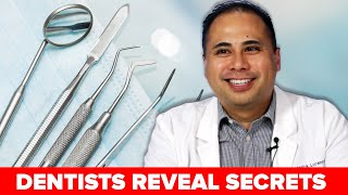Download Dentists Reveal Secrets About Teeth Cleanings Video