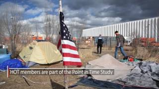 Download Colorado Springs Police survey homeless camps to get true homeless count Video