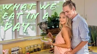Download What I Eat In A Day ♥ Easy Healthy Vegan Meals | Canada Video