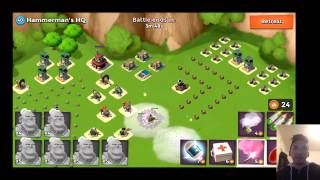 Download Boom Beach Lt Hammerman Level 40 Strategy Video
