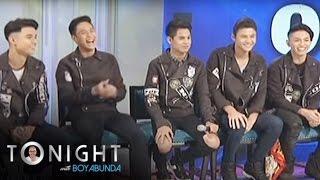 Download TWBA: Fast Talk with Boyband PH members Video
