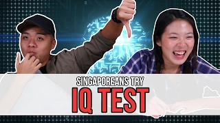 Download Singaporeans Try: IQ Test | EP 90 Video
