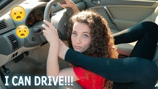 Download I CAN DRIVE LIKE THIS!!! (got my license) Video