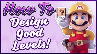 Download How To Design Good Mario Maker Levels (feat. What's With Games) Video