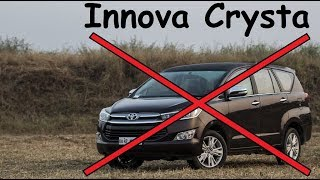 Download TOYOTA INNOVA CRYSTA REVIEW || Why Not To Buy INNOVA CRYSTA Video