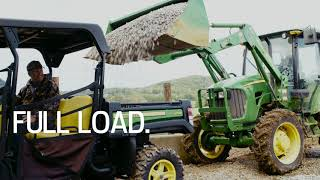 Download John Deere Gator™ XUV825 S4 and XUV855 S4 Ground Clearance Video