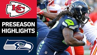 Download Chiefs vs. Seahawks | NFL Preseason Week 3 Game Highlights Video