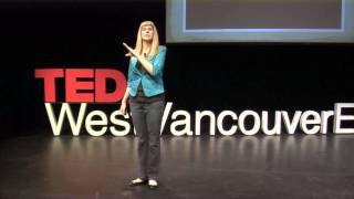 Download The power of student-driven learning: Shelley Wright at TEDxWestVancouverED Video