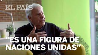 "Download FELIPE GONZÁLEZ: ""No necesitamos relatores"" Video"