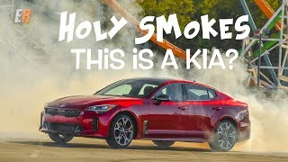 Download 2018 Kia Stinger GT Review - Can it take on BMW and Audi? Video