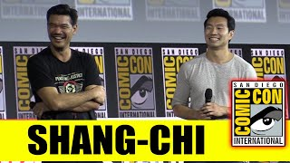 Download ″SHANG-CHI & THE LEGEND OF THE 10 RINGS″ | 2019 Marvel Comic Con (Simi Liu, Awkwafina, Tony Leung) Video