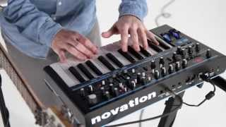 Download Novation // Bass Station II Performance Video
