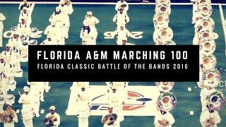 Download FAMU Marching 100 | Florida Classic BOTB 2016 [4K ULTRA HD] Video