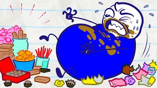 Download Pencilmate Needs His Candy - Pencilmation Video