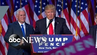 Download Donald Trump Builds White House Transition Team Video