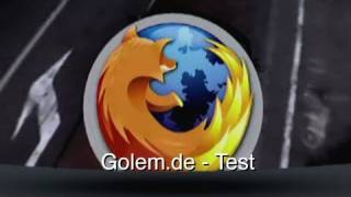Download Mozilla Firefox 4 - Test Video