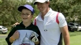 Download My Wish: Golfer Rory McIlroy Meets Tucker Video
