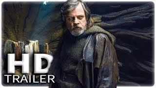 Download STAR WARS 8 Jedi Training Rey Trailer (2017) The Last Jedi Movie HD Video
