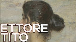 Download Ettore Tito: A collection of 55 paintings (HD) Video