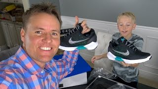 Download BE CAREFUL buying Nike HyperAdapt on EBAY!! Video