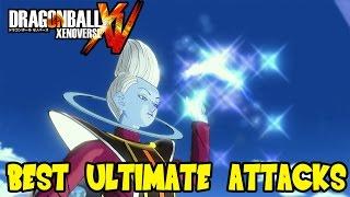 Download Dragon Ball Xenoverse: Best Ultimate Attacks - Super Electric Strike & Symphonic Destruction Video