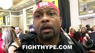 Download ROY JONES JR. REACTS TO PACQUIAO'S DOMINANT WIN OVER ADRIEN BRONER; BREAKS DOWN THE PERFORMANCE Video