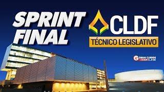 Download Sprint Final CLDF - Técnico Legislativo Video