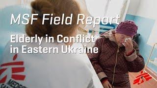 Download Aiding the Elderly Caught in Conflict in Ukraine Video