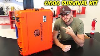 Download $1000 Survival Kit in a Case Video