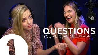 Download Mamma Mia's Amanda Seyfried & Lily James answer questions they've never been asked Video