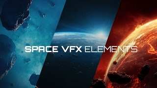 Download Space VFX Elements Video Course for Blender | Promo Video Video