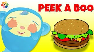 Download Peekaboo, I See You! | Videos for Children Compilation | Playing Hide and Seek for Kids | BabyFirst Video