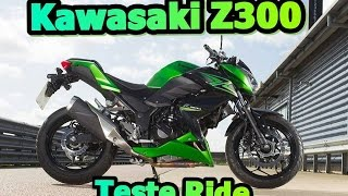 Download Kawasaki Z300 Teste Ride | open day Rame Moto | Prof1250 Video