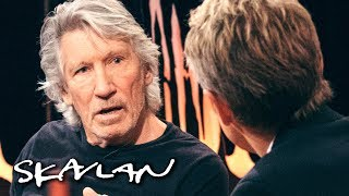 Download Roger Waters admits he feels empathy with Trump voters | SVT/NRK/Skavlan Video