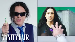 Download Tommy Wiseau Breaks Down a Scene from ″The Disaster Artist″ | Notes on a Scene | Vanity Fair Video