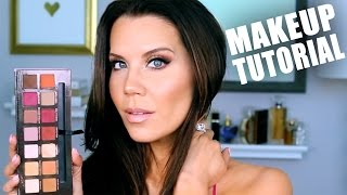 Download SUMMER GLAM MAKEUP ROUTINE | Talk-thru Tutorial Video