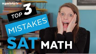 Download Top 3 Mistakes on the SAT Math Section Video