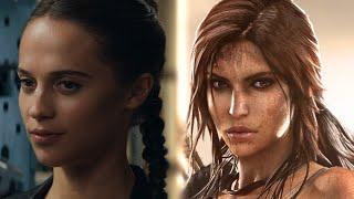 Download Tomb Raider (2018) - Game vs. Movie Trailer Comparison Video