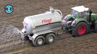 Download RC TRACTOR SLURRY ACTION - Field Days Bocholt Germany Video