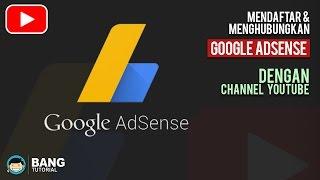 Download Cara Mendaftar Google Adsense untuk Channel Youtube di Hp Android | YOUTUBE TUTORIAL #4 Video