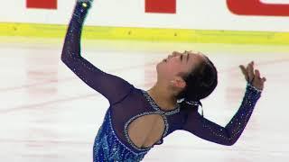 Download Moa IWANO JPN - Salzburg - Ladies Free skating - ISU JGP 2017 Video