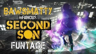 Download inFAMOUS Second Son: Funtage - (Funny Gameplay Moments) Video