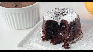 Download How to Make Chocolate Lava Cake | Get the Dish Video