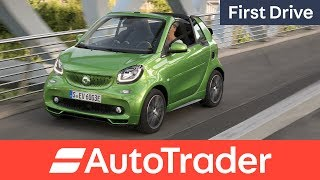 Download Smart ForTwo Electric Drive 2017 first drive review Video