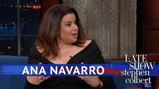 Download Ana Navarro: Trump Won't Push Me Out Of The GOP Video
