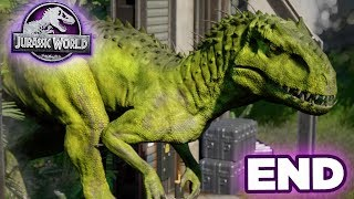 SPINORAPTOR RAMPAGE!!! - Jurassic World Evolution - Secrets