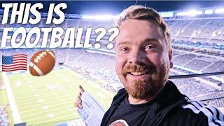 Download SCOTTISH REACTION TO AMERICAN FOOTBALL 🏈 Video