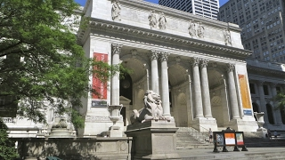 Download Tourist in Your Own Town #47 - New York Public Library - Main Branch Video
