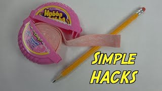 Download Simple Life Hacks For Any Student (School Hacks) Video