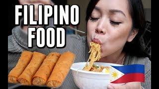 Download FILIPINO FOOD MUKBANG! - ItsJudysLife Vlogs Video